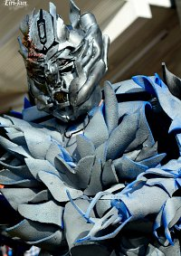 Cosplay-Cover: Megatron