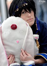 Cosplay-Cover: Touya