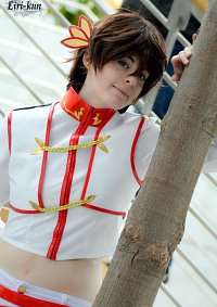 Cosplay-Cover: Suzaku Kururugi [Code Black in Ashford]