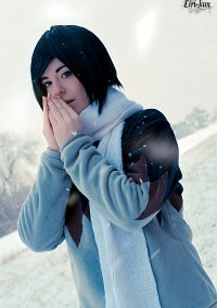 Cosplay-Cover: Ken Ichijoji [Winter Version]