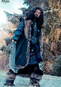 Cosplay-Cover: Thorin Eichenschild