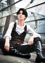 Cosplay-Cover: Levi Ackerman [A choice with no regrets]