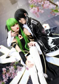 Cosplay-Cover: Lelouch Lamperouge [Black-Artbook]