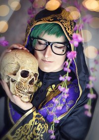 Cosplay-Cover: Trey