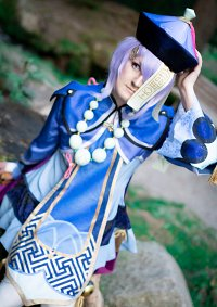 Cosplay-Cover: Qiqi
