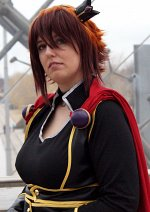 Cosplay-Cover: Supreme Queen Haou Juudai