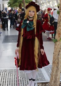 Cosplay-Cover: Shinku