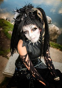 Cosplay-Cover: Black Queen of Masks