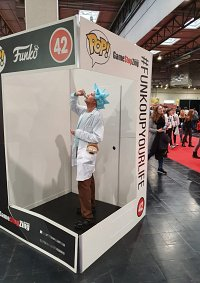 Cosplay-Cover: Rick  Sanchez