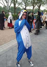 Cosplay-Cover: Pinguin