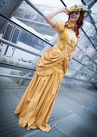 Cosplay-Cover: Jane [Art Nouveau]