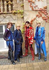 Cosplay-Cover: Benvolio ( ロミオとジュリエット 2012)