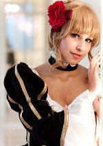 Cosplay-Cover: Golden Witch Beatrice