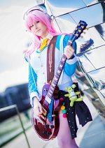 Cosplay-Cover: Super Sonico - Bandoutfit