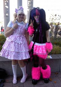 Cosplay-Cover: PiNK★BLACK DECADANCER