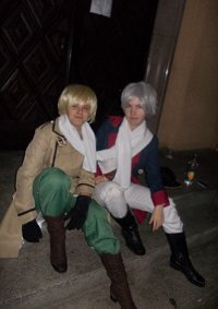 Cosplay-Cover: Russia