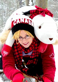 Cosplay-Cover: Canada/ Matthew Williams Winterolympics