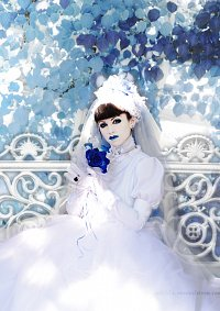 Cosplay-Cover: Mana (Livre Rosé Blanche)