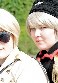 Cosplay-Cover: America/US [standard]