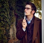 Cosplay-Cover: The Tenth Doctor