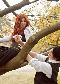 Cosplay-Cover: Lily Evans (Marauders Era)