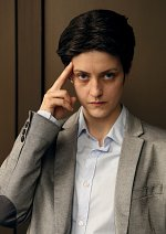 Cosplay-Cover: Charles Xavier (First Class)
