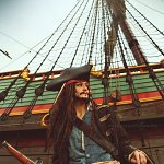 Cosplay: Captain Jack Sparrow