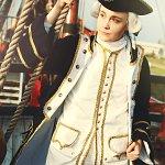 Cosplay: Commodore James Norrington