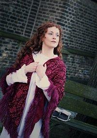 Cosplay-Cover: Sarah Chagal (nightdress)