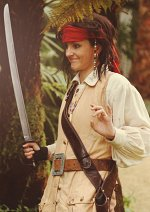 Cosplay-Cover: Young Jack Sparrow
