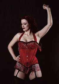 Cosplay-Cover: Lucy Harris - Bring On The Men (Jekyll & Hyde)