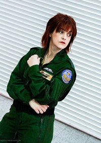 Cosplay-Cover: Dr Elizabeth Shaw (Prometheus)
