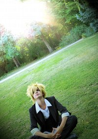 Cosplay-Cover: Giotto /Freizeit