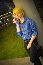 Cosplay-Cover: Sanji (Sommer Version)
