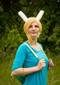 Cosplay-Cover: Fionna the Human