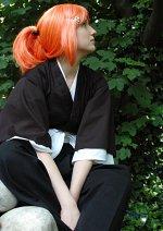 Cosplay-Cover: Inoue Orihime (Shinigami Klamotte)