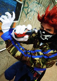 Cosplay-Cover: Spray King