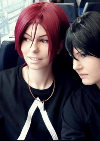 Cosplay-Cover: Rin Matsuoka Freizeitversion