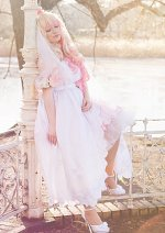 Cosplay-Cover: Sheryl Nome [Wedding Dress]