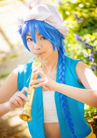 Cosplay-Cover: Aladdin
