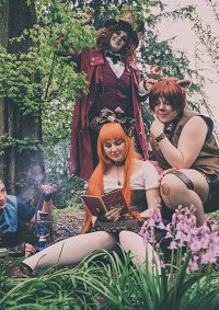Cosplay-Cover: Cheshire Cat [Steampunk]