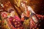 Cosplay-Cover: Herbstprinz