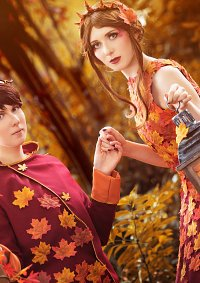 Cosplay-Cover: Herbstprinz