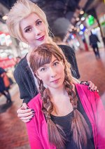 Cosplay-Cover: Anna von Arendelle (casual)