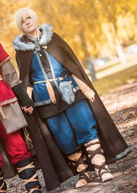 Cosplay-Cover: Norway [Viking Version]