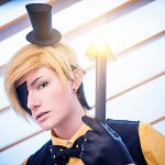Cosplay: Bill Cipher