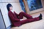 Cosplay-Cover: Fushimi Saruhiko [Schooluniform]