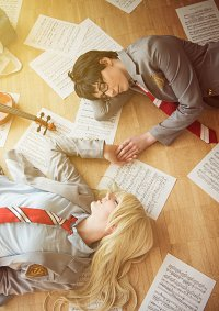 Cosplay-Cover: Kousei Arima