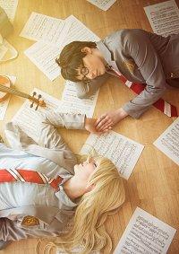 Cosplay-Cover: Kousei Arima