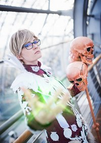 Cosplay-Cover: Aides Ker [Necromancer]